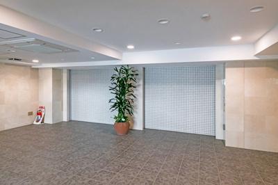 【エントランス】BELISTA住吉 1階 専用庭付 リフォーム済 平成23年築