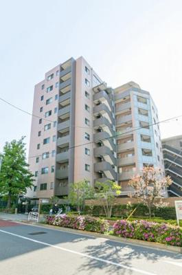 【外観】BELISTA住吉 1階 専用庭付 リフォーム済 平成23年築