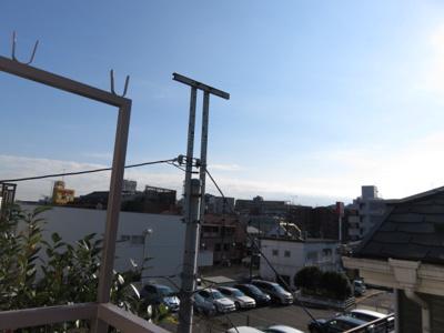 【展望】パークシティ宮前平