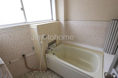 【浴室】カツラビル