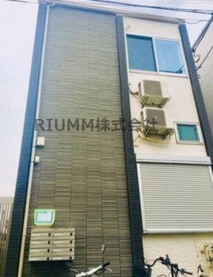 【外観】ケーワン新宿(K1新宿)