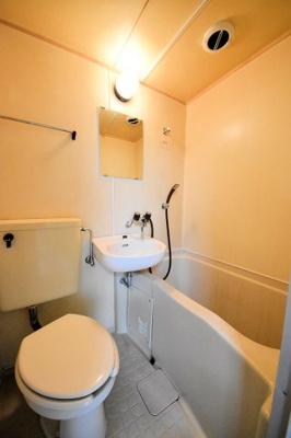 【浴室】第三東洋ハイツ