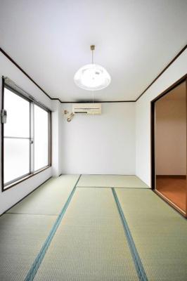 【和室】第三東洋ハイツ