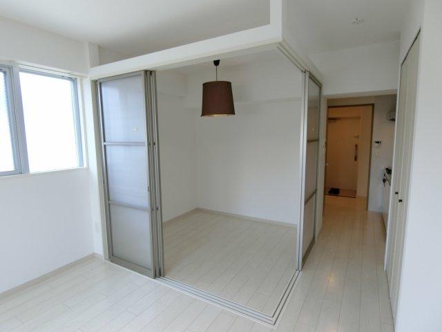 【寝室】ロッカベラアパートメント
