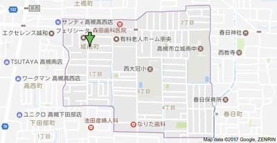【地図】ルミエール (株)Roots