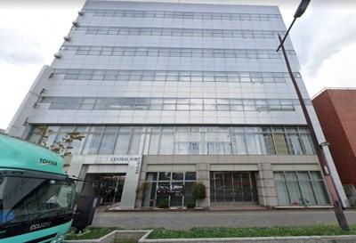 【外観】新在家町東 約155坪 1、2階事務所