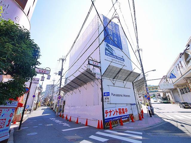 【外観】ケングラッドテナント店舗