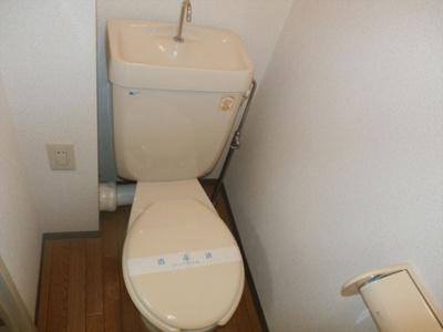 【トイレ】ノブレス幕張本郷