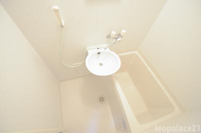 【浴室】レオパレスエスポワールⅡ