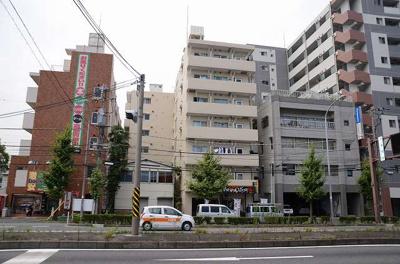 【外観】西横浜クリスコーポ