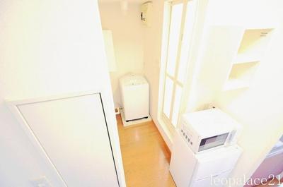 【浴室】天光