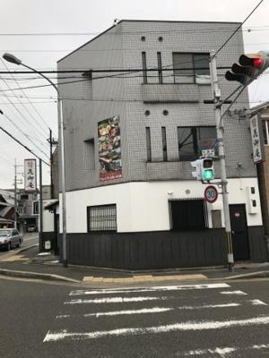 【外観】西七条東石ヶ坪町店舗