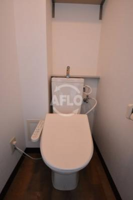 レバンガ西本町AP トイレ