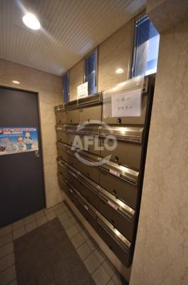レバンガ西本町AP メールBOX