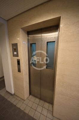 レバンガ西本町AP エレベーター