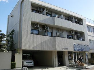 【外観】コーポ大須