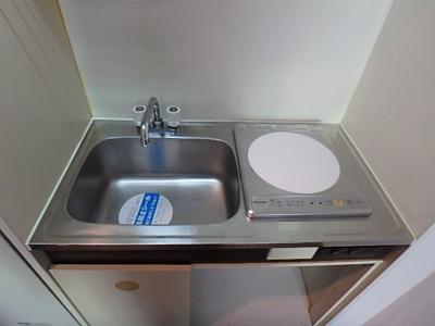 【キッチン】ニュー田中屋マンション