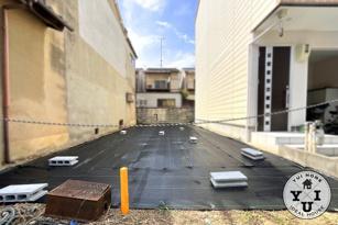 宇治市小倉町山際 注文建築 建築条件なし 土地の画像