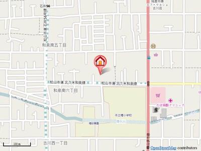 【地図】シェトワ椿・