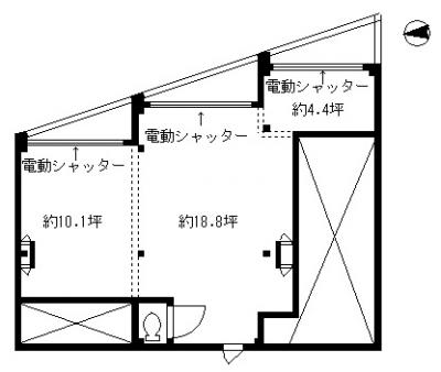 【外観】1階店舗 住宅街 橋波西之町 守口市駅