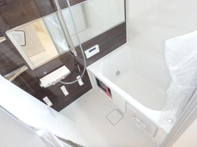 【浴室】西波止町 新築戸建