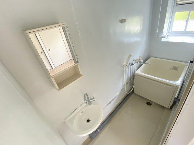 ビレッジハウス法善寺3号棟 お風呂