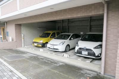 【駐車場】プレサンス京都二条城前