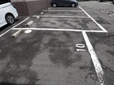 【駐車場】日恵ハイツE棟