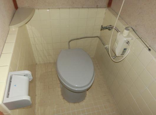 【トイレ】いの町枝川