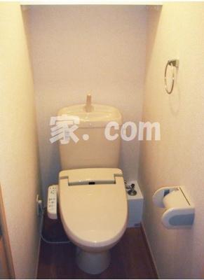 【トイレ】レオパレスフィーア(48308-303)