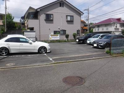 【外観】にれの街駐車場