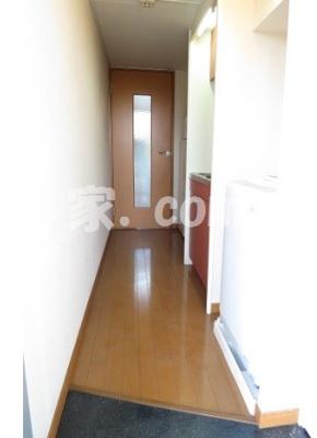 【玄関】レオパレスオリーブハウスⅢ(25846-105)