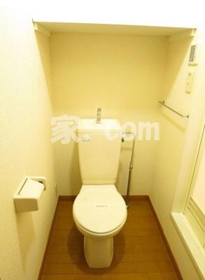 【トイレ】レオパレスオリーブハウスⅢ(25846-105)