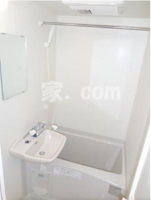 【浴室】レオパレスオリーブハウスⅢ(25846-105)