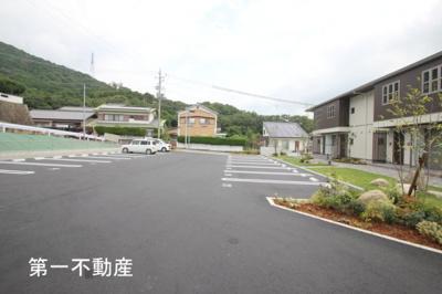 【駐車場】フェリシード桜丘 B棟