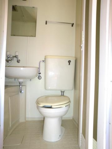 【トイレ】植木コーポ