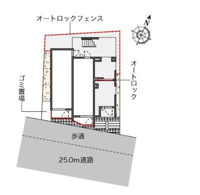 【区画図】GRACE