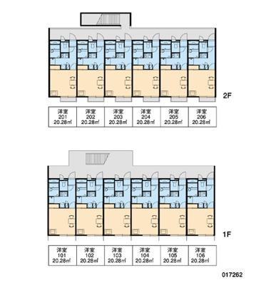 【区画図】グリーンステージ