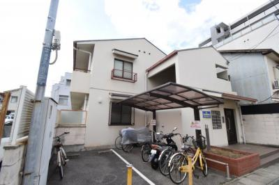 【外観】ジュネス神戸