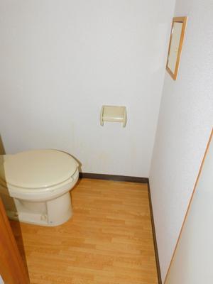 【トイレ】第五磯部コーポ