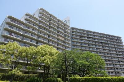 【大規模修繕がポイント!】 総戸数308戸の広島でも屈指の大型マンション! 大規模修繕もしっかりしていて安心! マンションを買うなら、管理会社を買え! というぐらい、物件のメンテナンスは大事です。