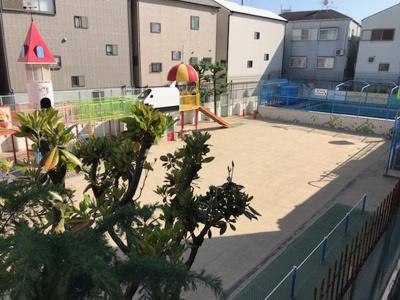 ■裏には幼稚園があり環境バツグン♪♪