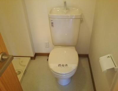 人気のバストイレ別☆室内洗濯機置き場☆