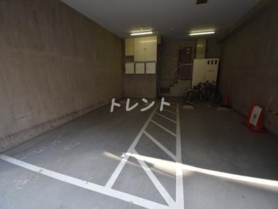 【駐車場】レジデンシア麻布十番
