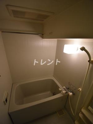 【浴室】レジデンシア麻布十番