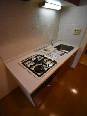 【キッチン】レジデンシア麻布十番