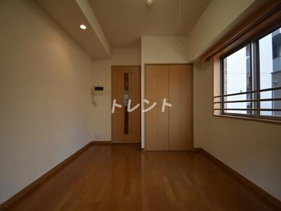 【洋室】レジデンシア麻布十番