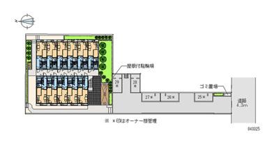 【区画図】BELL NICE