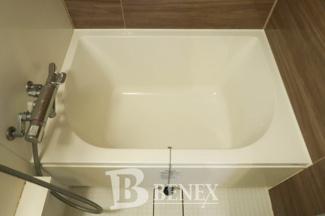 プライムメゾン市谷山伏町のお風呂です