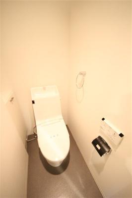 【トイレ】ミヤレジデンス新町
